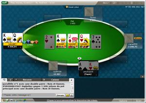 Poker pmu sur iphone