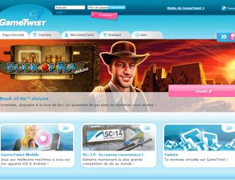 Gametwist.fr : Avis et test du site de jeu