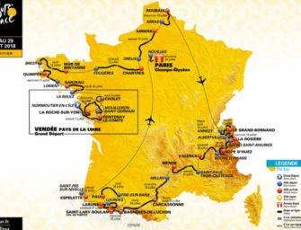 Parier sur le Tour de France 2018