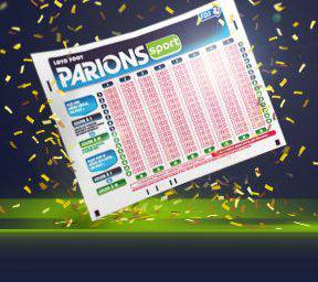 Parions Sport Foot : direct et paris
