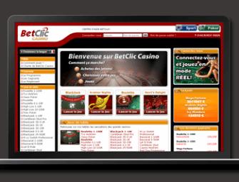 Betclic Casino : pour quand ?