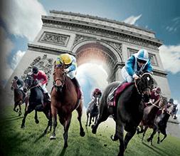 Week-end du Qatar Prix de l'Arc de Triomphe : misez chez PMU