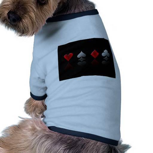 Manteau pour chien poker