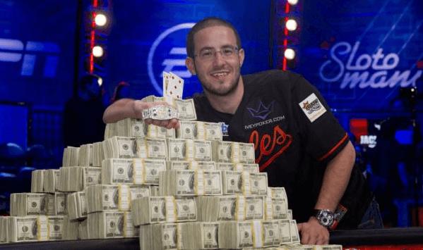 Gains au poker