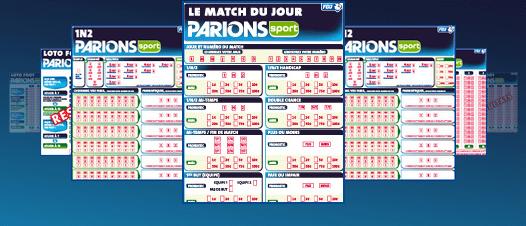 Parions Sport Ligue 1-Ligue 2