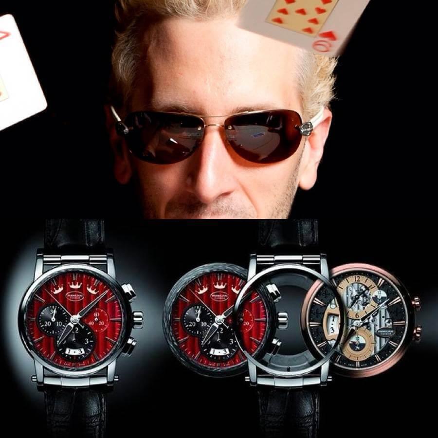 elky et ses montres