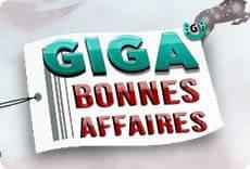 Giga Bonnes Affaires : 2 000€ à partager sur Betclic