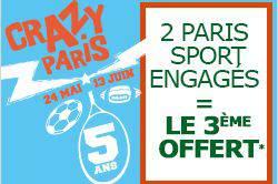 Crazy Paris sur PMU.fr