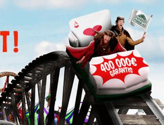 Everest Poker : 400 000€ à gagner pendant le Poker Master Festival
