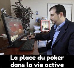 poker travail