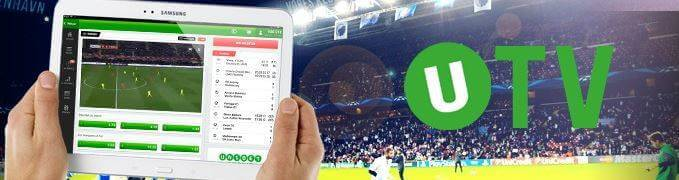Unibet TV Tablette