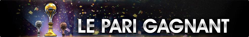 """Promotion """"Le pari gagnant"""" sur NetBet.fr"""