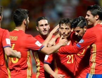 Coupe du Monde 2018 : Les Meilleures Cotes pour Parier sur l'Espagne