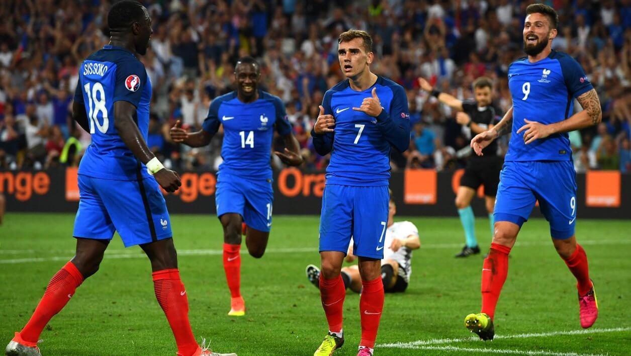 France-Portugal Coupe du Monde 2018