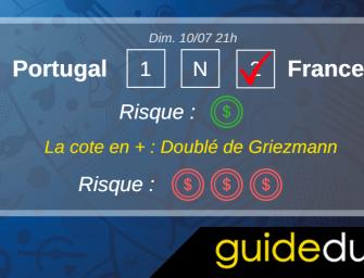Pronostics Finale Euro 2016 : Les pronos de la rédac'