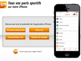 PMU Sport sur mobile : le point sur les applications Android et iOS