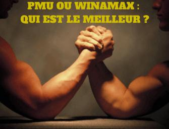 PMU ou Winamax : quel est le meilleur site de paris sportifs ?