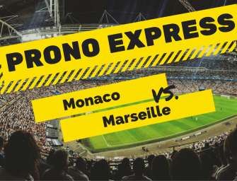 Prono express : Monaco vs Marseille