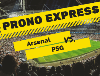 Prono Express : Arsenal vs Paris Saint-Germain