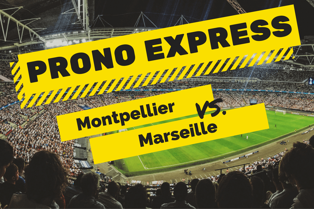 Prono express montpellie rmarseille