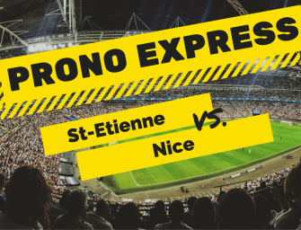 Prono Express : Saint-Etienne vs Nice