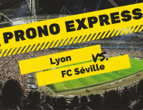 Prono express : Lyon vs Séville