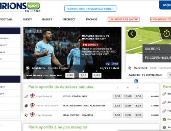 Code promo Parions Sport en ligne 100 € et plus en 2018 !