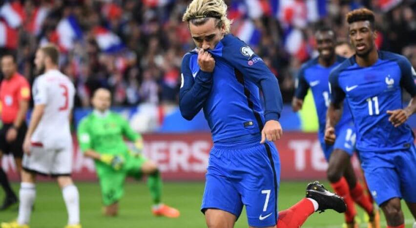 France v Belarus – FIFA 2018 World Cup Qualifiers