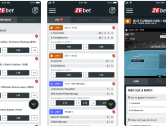 ZEbet : l'application mobile pour iPhone et Android