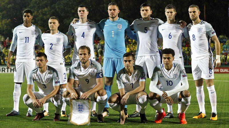 1/8eme de finale : Angleterre-Colombie