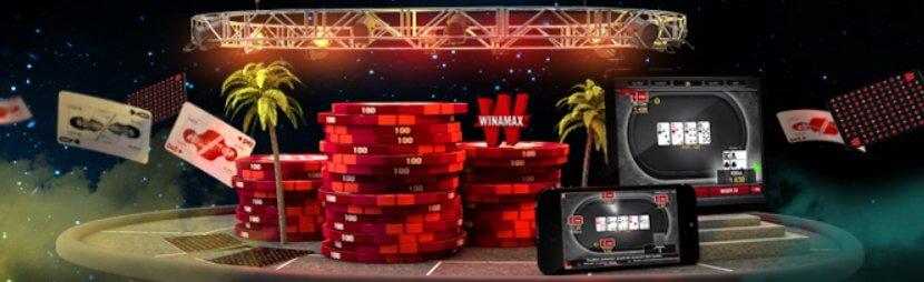 Boostez votre 1er dépôt poker avec Winamax