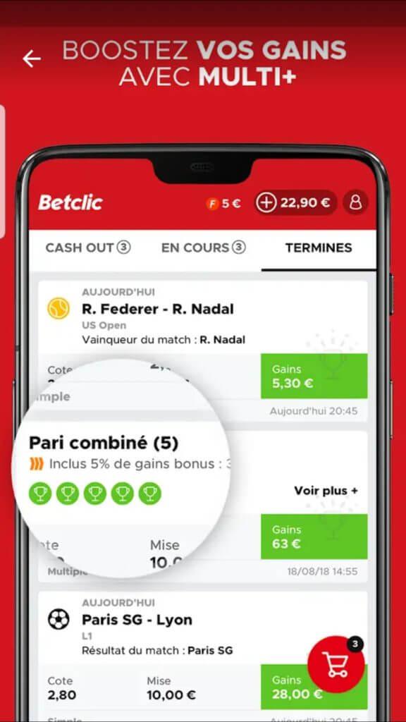 betclic mobile