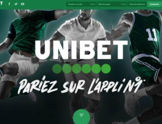 Codes promo Unibet France juin 2021 : Jusqu'à 200€ sur le premier pari