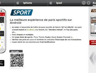 Betclic mobile : comment télécharger l'application ?