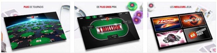 Découvrez PokerStars sur mobile