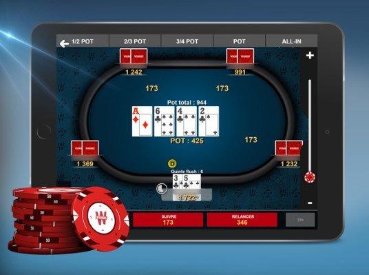 meilleurs sites de poker