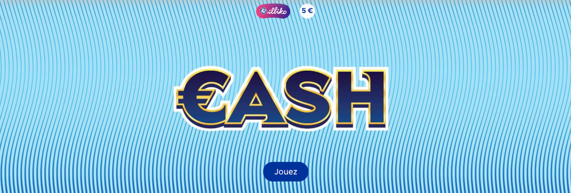 Ticket FDJ Cash