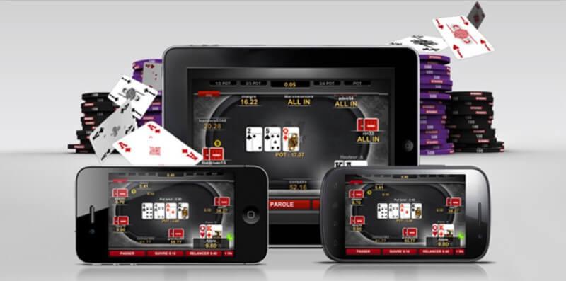 Meilleure application poker